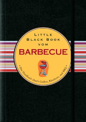 Little Black Book Vom Barbecue 9783527504411