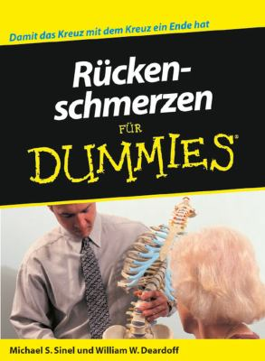 Ruckenschmerzen fur Dummies 9783527702664