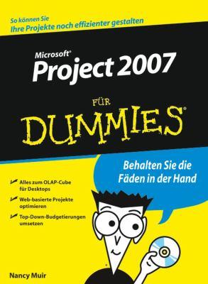 MS Project 2007 Fur Dummies 9783527702756