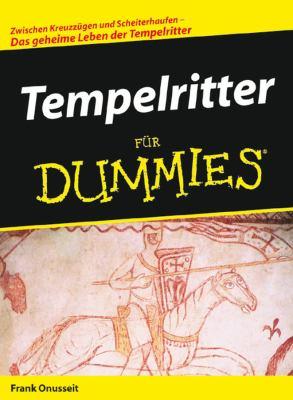 Tempelritter Fur Dummies 9783527703531