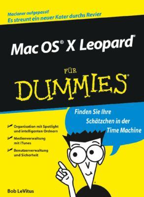 Mac OS X Leopard Fur Dummies 9783527703616