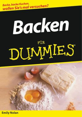 Backen Fur Dummies 9783527703883