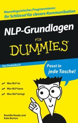 NLP-Grundlagen Fur Dummies Das Pocketbuch 9783527704569