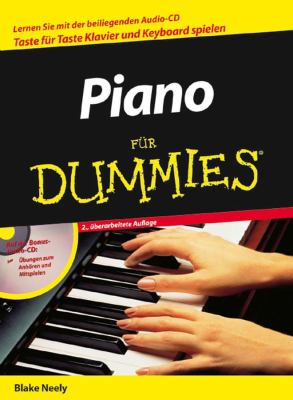Piano Fur Dummies 9783527704743