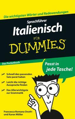Sprachfuhrer Italienisch Fur Dummies Das Pocketbuch 9783527705245
