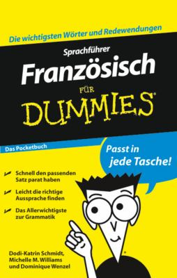 Sprachfuhrer Franzosisch Fur Dummies Das Pocketbuch 9783527705252