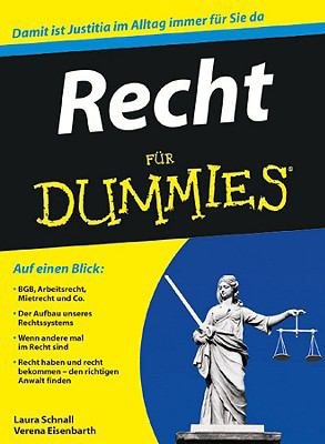 Recht Fur Dummies 9783527705290