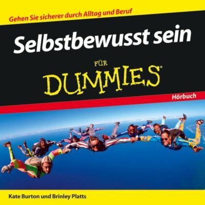 Selbstbewusst Sein Fur Dummies Horbuch (German Edition) 9783527705504