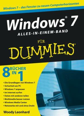 Windows 7 Fur Dummies, Alles-in-einem-band 9783527705733