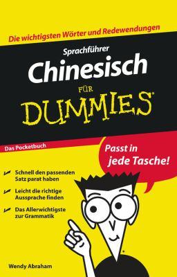 Sprachfuhrer Chinesisch Fur Dummies Das Pocketbuch 9783527705825