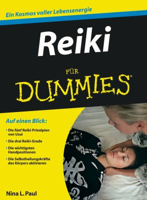 Reiki Fur Dummies 9783527706020
