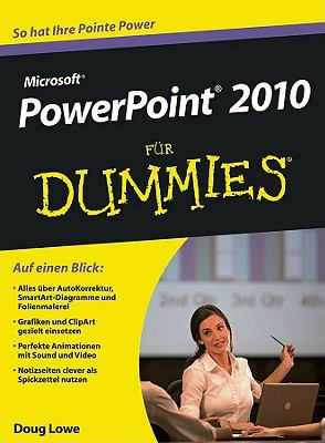 PowerPoint 2010 Fur Dummies 9783527706129