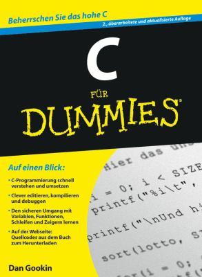 C Fur Dummies 9783527706471