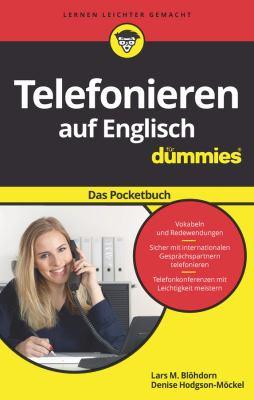 Telefonieren Auf Englisch Fur Dummies Das Pocketbuch 9783527706525