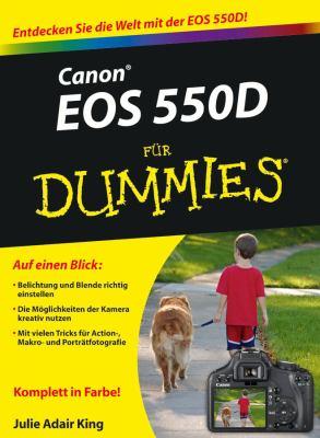 Canon EOS 550D Fur Dummies 9783527706761