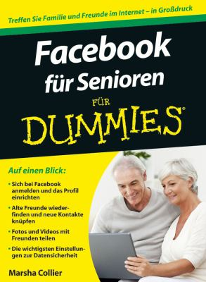 Facebook Fur Senioren Fur Dummies 9783527708369