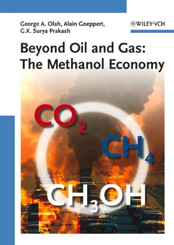 Beyond Oil and Gas: The Methanol Economy 9783527312757