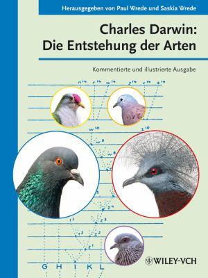 Charles Darwin: Die Entstehung Der Arten 9783527332564