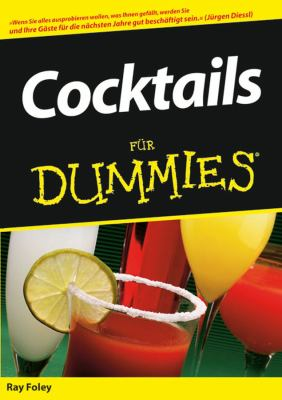 Cocktails Fur Dummies 9783527703944