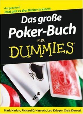 Das Grobetae Poker Buch Fur Dummies: Sonderausgabe 9783527703777