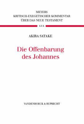 Die Offenbarung Des Johannes: Redaktionell Bearbeitet Von Thomas Witulski 9783525516164