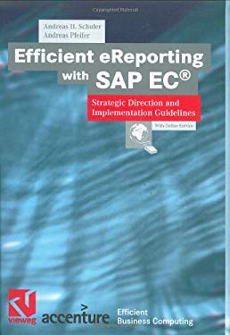 Efficient Ereporting with SAP EC: Strategic Direction and Implementation Guidelines 9783528057619