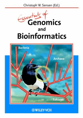 Essentials of Genomics and Bioinformatics 9783527305414