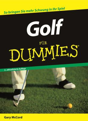 Golf Fur Dummies 9783527702855