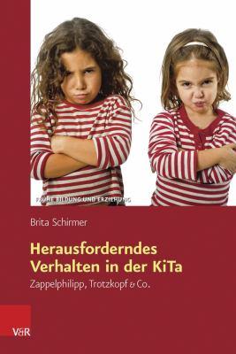 Herausforderndes Verhalten in Der Kita: Zappelphilipp, Trotzkopf & Co. 9783525701638
