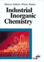 Industrial Inorganic Chemistry 7929124