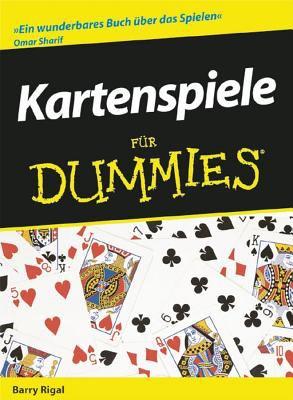 Kartenspiele Fur Dummies 9783527703241