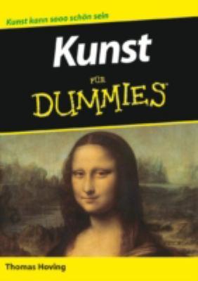 Kunst Fur Dummies 9783527702428