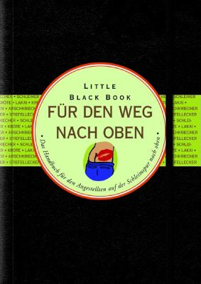Little Black Book Fur Den Weg Nach Oben 9783527503605