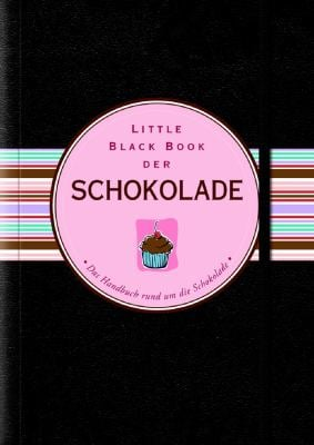 Little Black Book der Schokolade 9783527503636