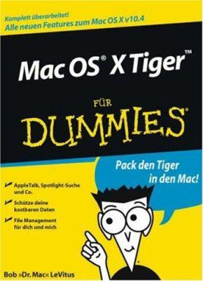 Mac OS X 9783527701827