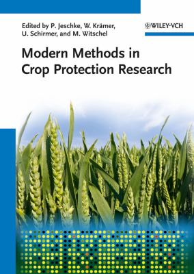 Modern Methods in Crop Protection Research 9783527331758
