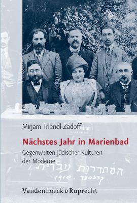 Nachstes Jahr in Marienbad: Gegenwelten Judischer Kulturen Der Moderne 9783525569955