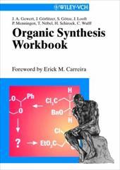 Organic Synthesis Workbook 7930174