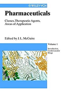 Pharmaceuticals, 4 Volume Set 9783527298747