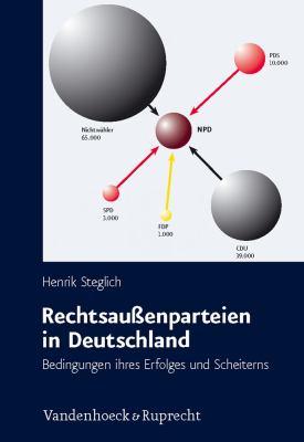 Rechtsaussenparteien in Deutschland: Bedingungen Ihres Erfolges Und Scheiterns 9783525369159