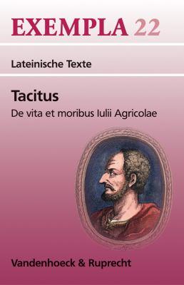 Tacitus, de Vita Et Moribus Iulii Agricolae 9783525716328