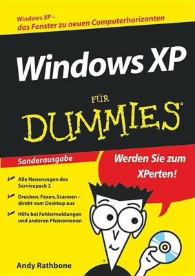 Windows XP Fur Dummies: Sonderausgabe