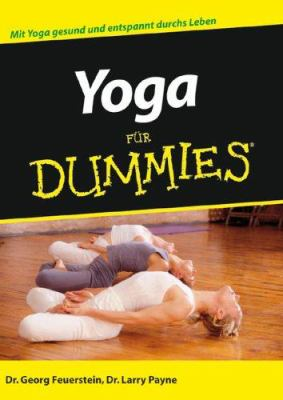 Yoga Fur Dummies 9783527702381