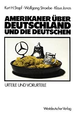 Amerikaner Uber Deutschland Und Die Deutschen 9783531117737