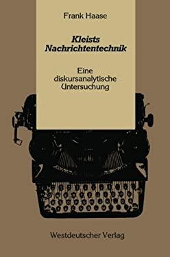 Kleists Nachrichtentechnik 9783531118253