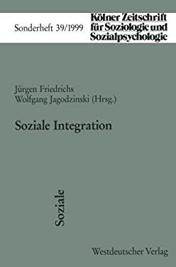Soziale Integration 9783531134604