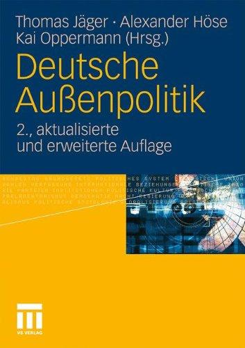 Deutsche Au Enpolitik 9783531178943