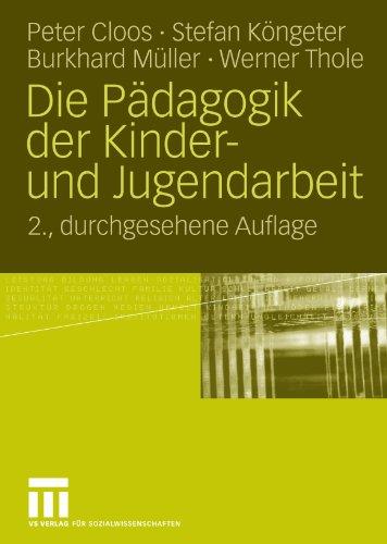 Die P Dagogik Der Kinder- Und Jugendarbeit 9783531165974