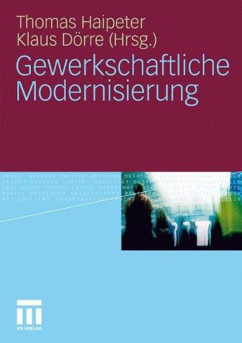 Gewerkschaftliche Modernisierung 9783531177533