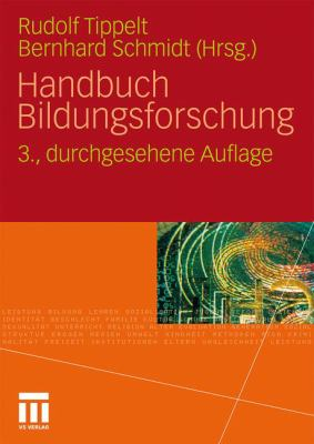 Handbuch Bildungsforschung 9783531171388